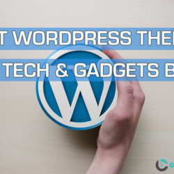 best wordpress themes tech gadgets 2016