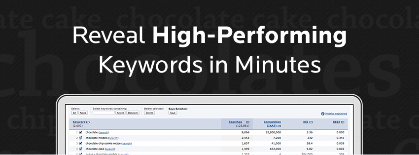wordtracker keyword analysis