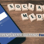 blogging achievements after quitting facebook