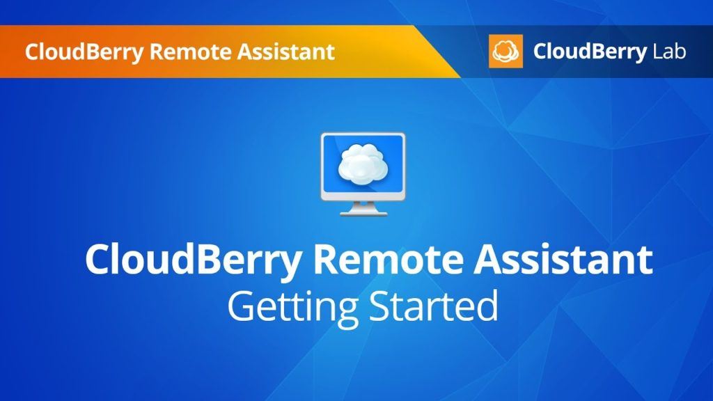 cloudberry remote assistant