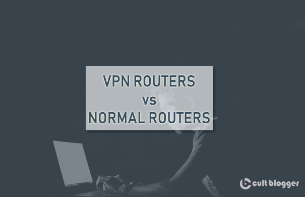 vpn routers vs normal routers