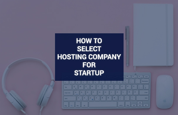 hosting company for startup