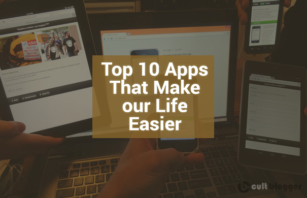 productivity apps to make life easier