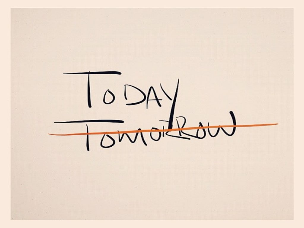 today or tomorrow graphic