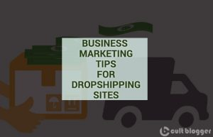 business marketing tips for dropshipping sites